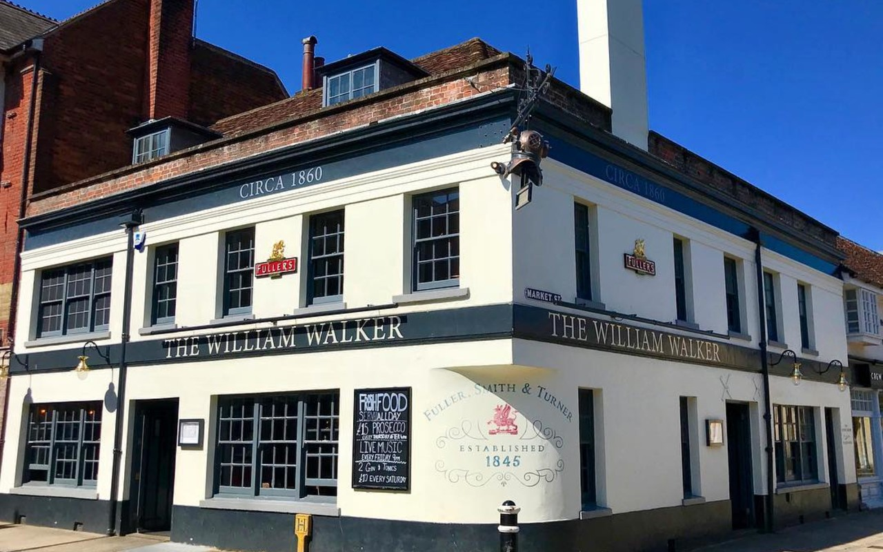 William Walker Pub