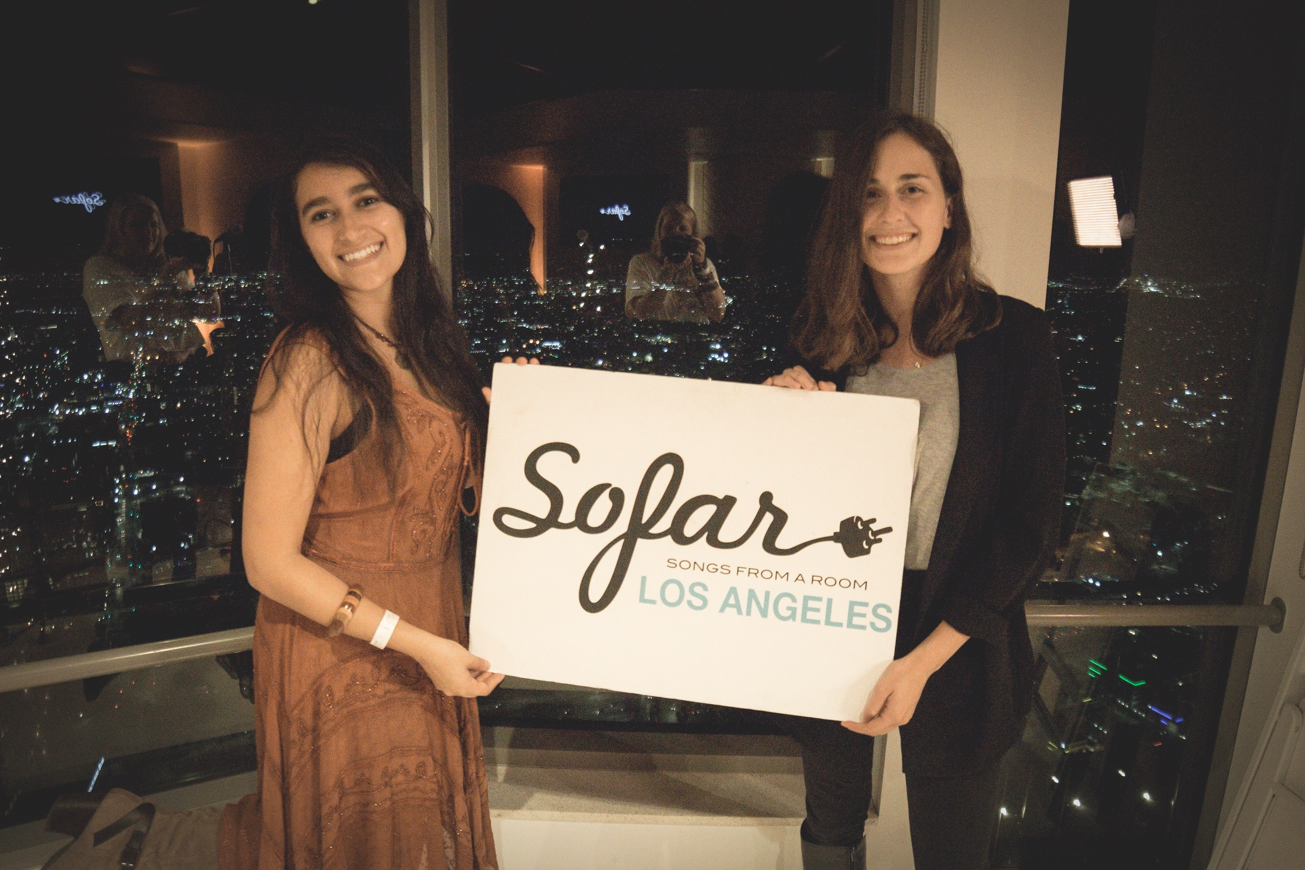 A Sofar Friendship Story: Built-In Community Motivates NYC
